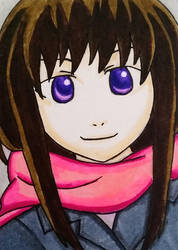 Iki Hiyori from Noragami by whatonearth