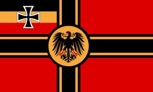 RGE German Imperial Navy flag by Dragnor1008