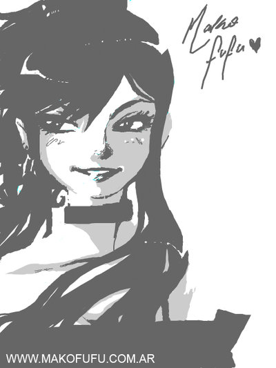Fufu s -Tegaki E- profile by Mako-Fufu