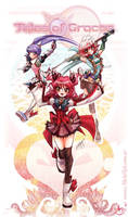 .: Tales of Graces :. +video