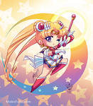 .: Chibi Super Sailor Moon :.