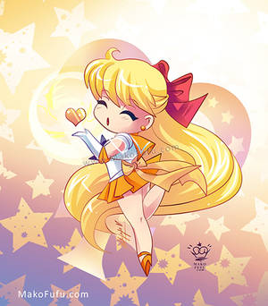 .:Chibi Super Sailor Venus:.