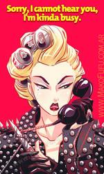 .: Lady Gaga - Telephone :.