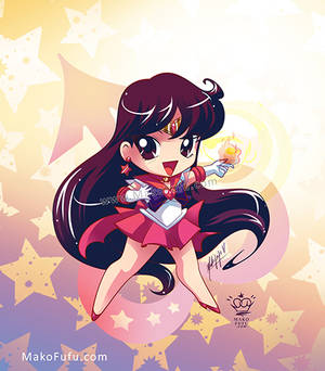 .:Chibi Super Sailor Mars:.