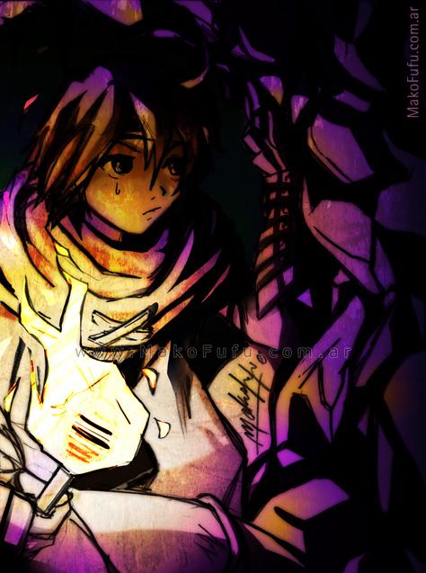 38 KeywordCom: ReizeS+Darkness by Mako-Fufu
