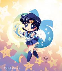 .:Chibi Super Sailor Mercury: by Mako-Fufu