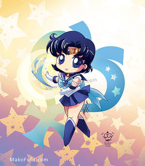 .:Chibi Super Sailor Mercury: