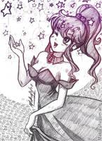 48 KeywordCom: Makoto+Stars by Mako-Fufu