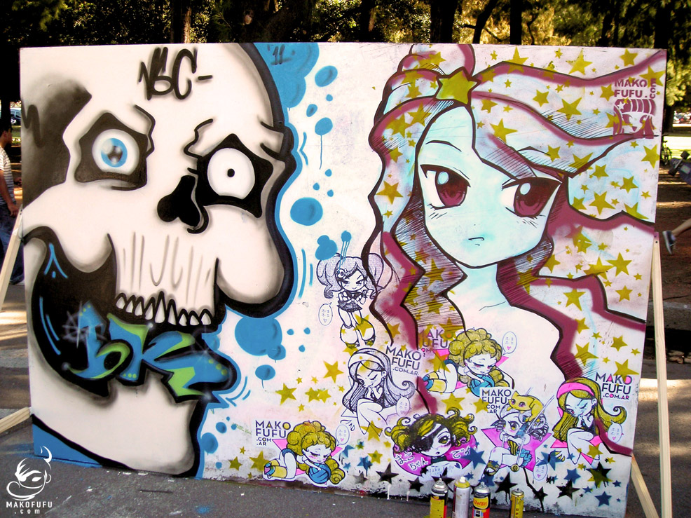 .: Dia Libre IV - Panel :. by Mako-Fufu