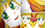 .:TwinStars:. detail by Mako-Fufu