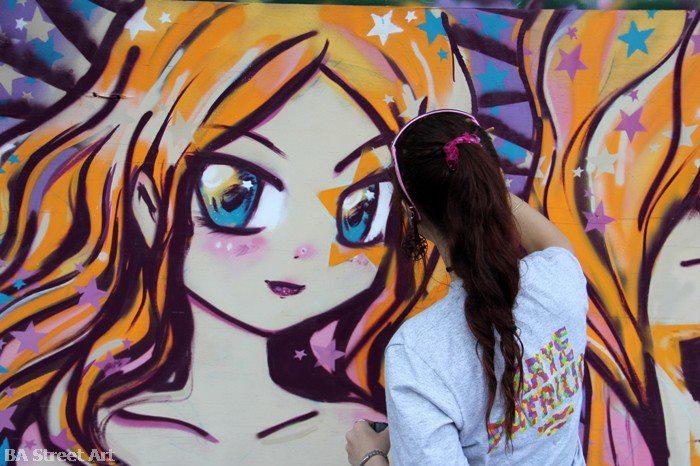 Arte Patricios - Painting by Mako-Fufu