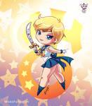 .: Chibi Super Sailor Uranus :.