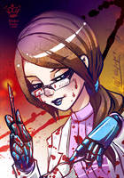 129 KeyWord Commission: Dr.Inquitious+ Sadistic by Mako-Fufu