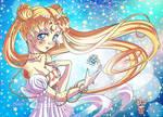 .: Princess Serenity :. by Mako-Fufu