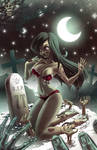 .: Zombie Tramp :. Pinup