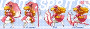 Lolita Sprites - Commission