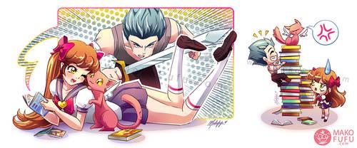 Manga 101 - Illustration