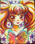 .: Ava's Adventure :. Canvas Commission 2013