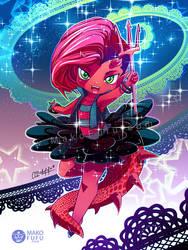 .: Lucy the Little Devil :. by Mako-Fufu