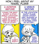 01 Dec 9 -  Travel Preparations
