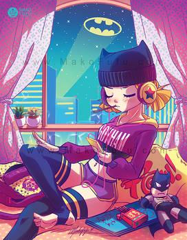 .: Chillin' Batgirl :.