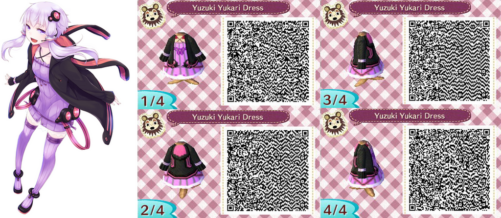 Codes dress party cool flashy acnl qr codes dresses