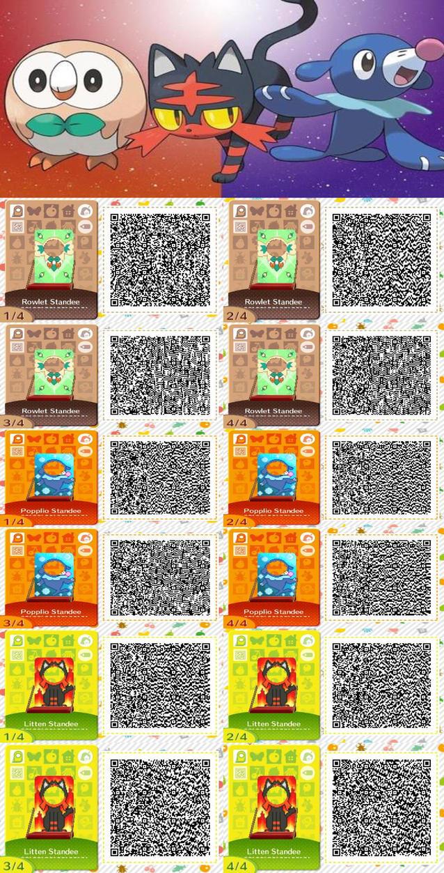 Animal Crossing Happy Home Designer Qr Code