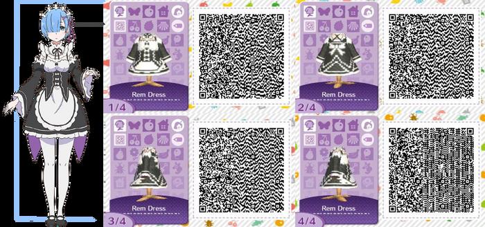 Qr Codes On Acnl4 Life Deviantart
