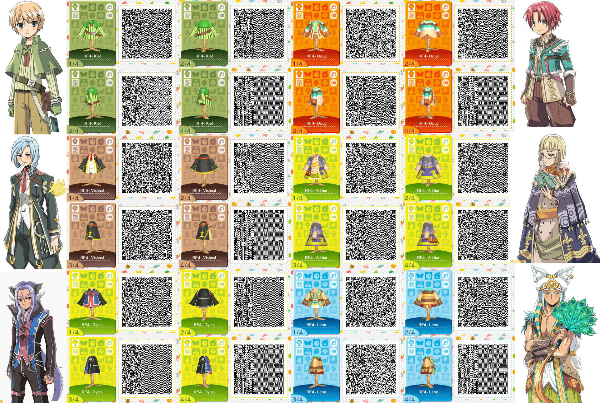Qr Codes On Animalcrossingnl Deviantart