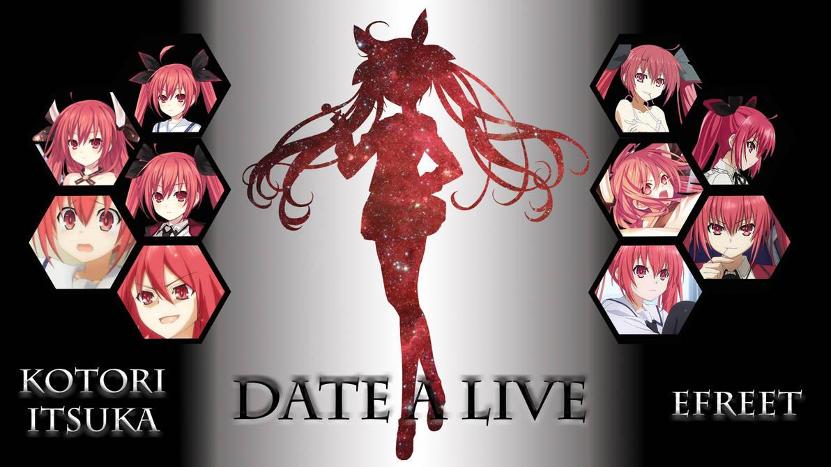 Date a live kotori nackt