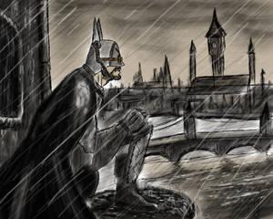 Victorian London Batman