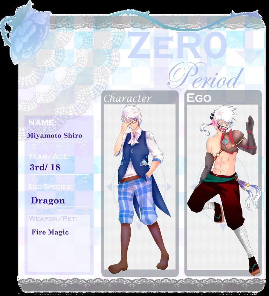 Zero Period Application 2 by KatrineP