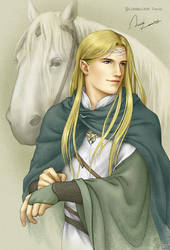 Finrod by ilxwing