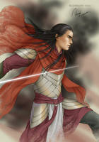Feanor by ilxwing