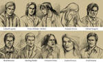 FEE characters