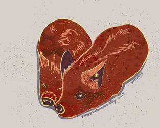 Happy Valentines Day 2019 by PeachtreeDandan