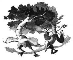Baumsaurs by Rowkey