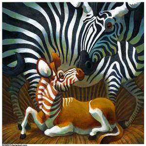 Zebra and Quagga