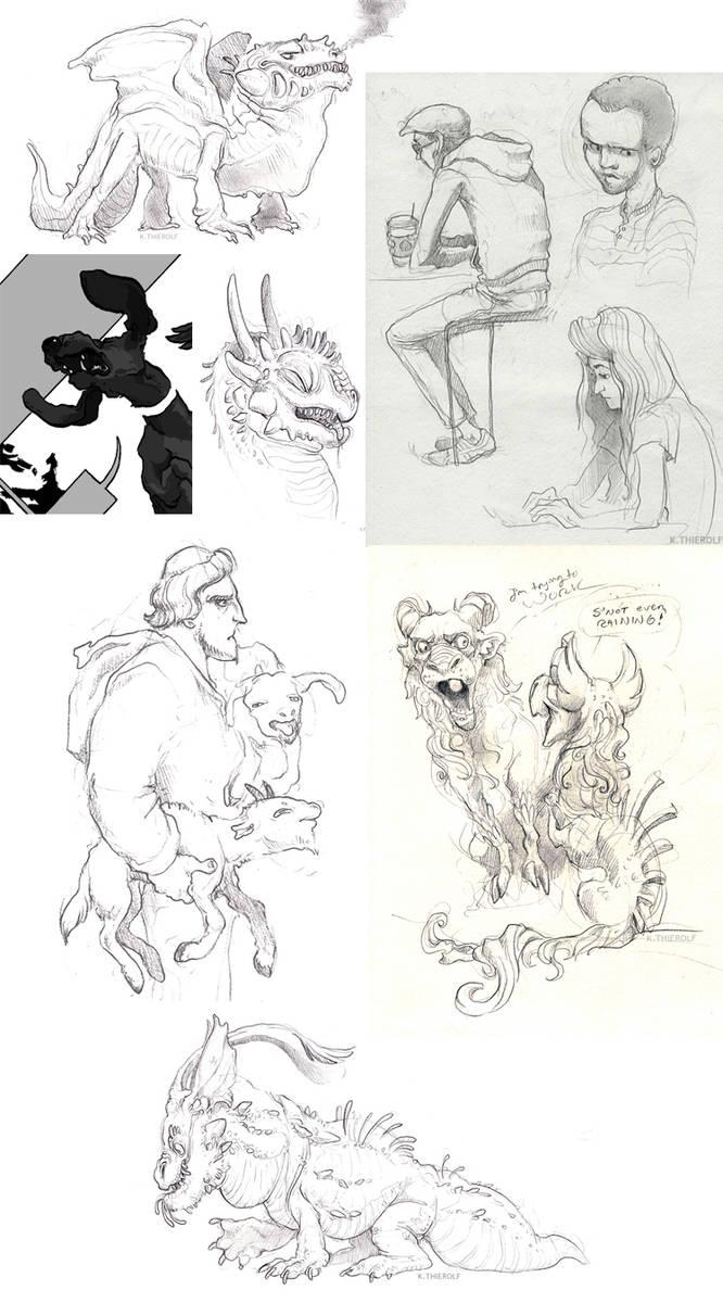 Sketchdump A by Rowkey