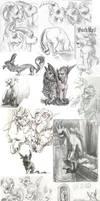 Sketchdump C: Garg Edition by Rowkey