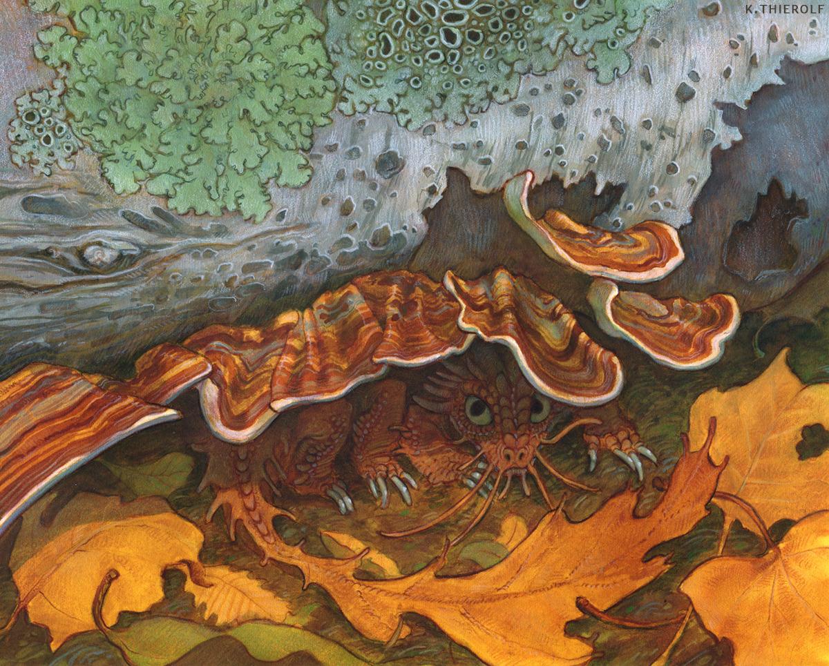 Oakleaf Dragon by Rowkey