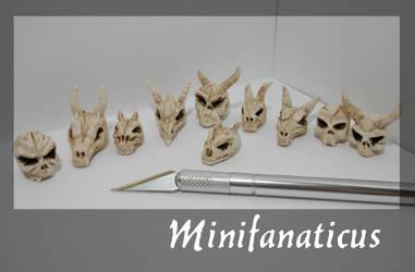 Skulls of the Fallen -WIP by Minifanaticus