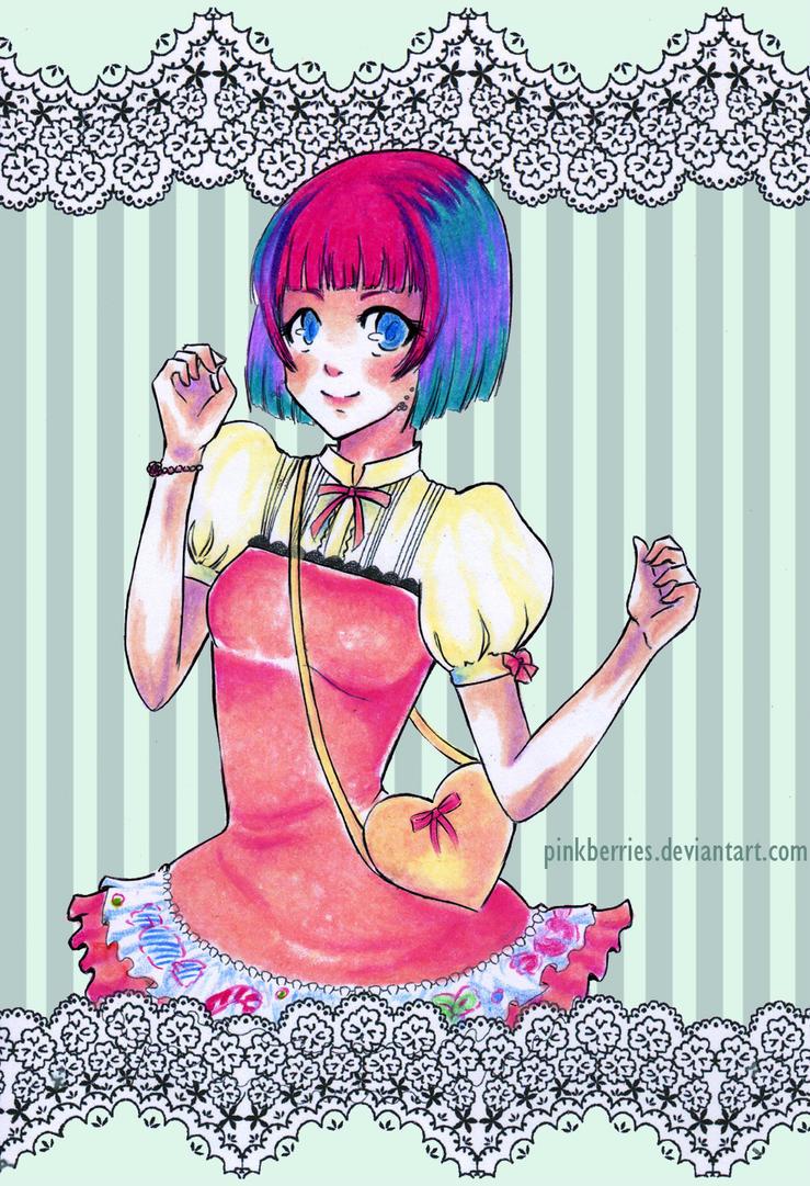 Sweet Loli by pinkberries