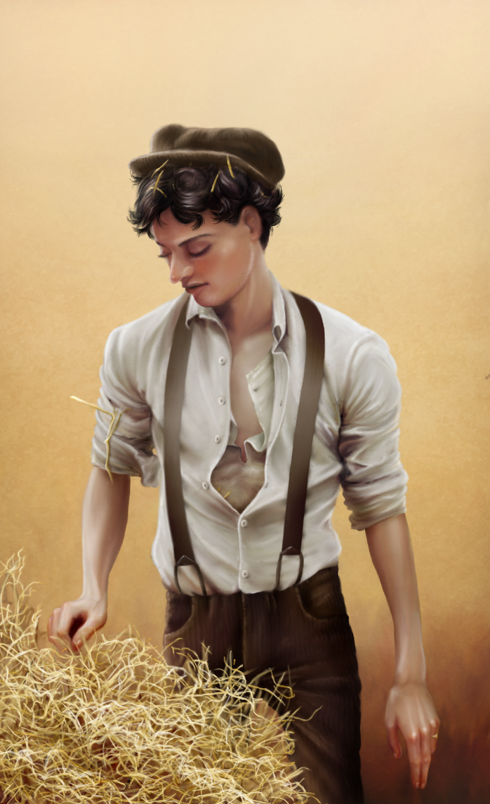 The Farm Boy by oingy-boingy
