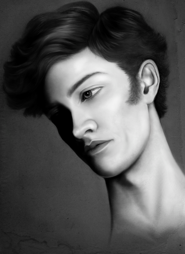 Peter aged 20 by oingy-boingy