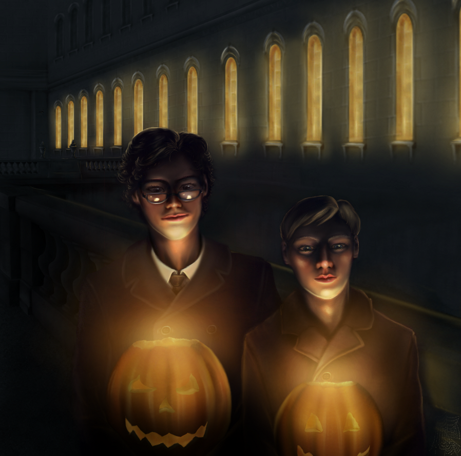 All Hallows' Eve by oingy-boingy