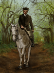 St George's Day Hunt - Wil and King Henry by oingy-boingy