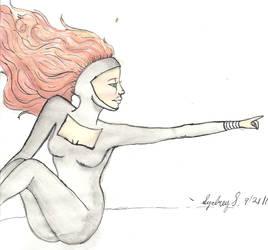 firey redhead