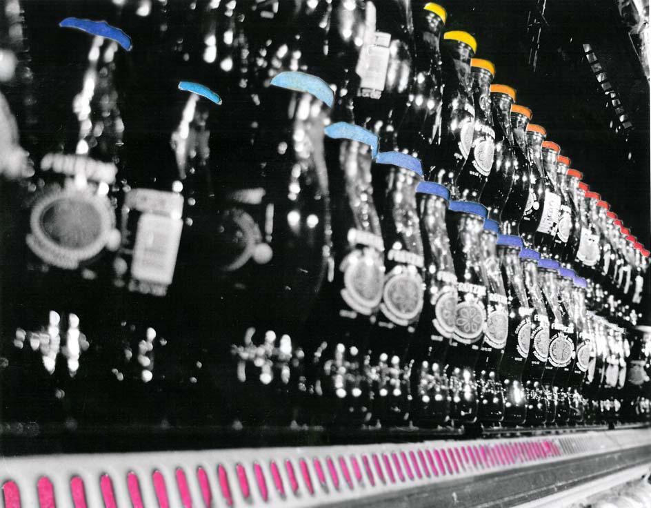 Rainbow Bottles by UsagiTsukinoLove