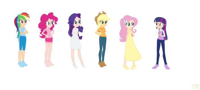 Mlp as humans #2